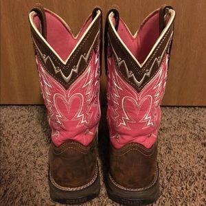 Durango Shoes - Durango Breast Cancer Awareness cowboy boot